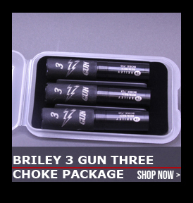 three choke pack