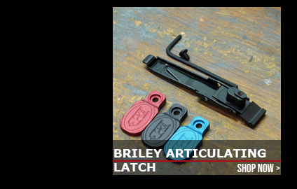 articulating latch