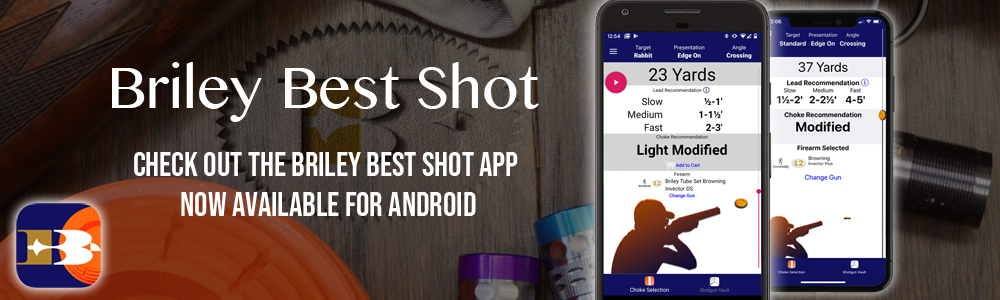 Check out our NEW Briey Best Shot App!!