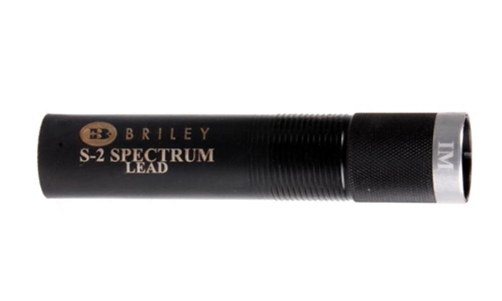 Series 3T (S-3T) Thin Wall Spectrum Black Oxide choke - 20 Gauge Lead Only