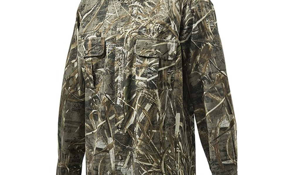 Beretta TM Shooting Shirt 2.0 - L/S Max 5 Camo