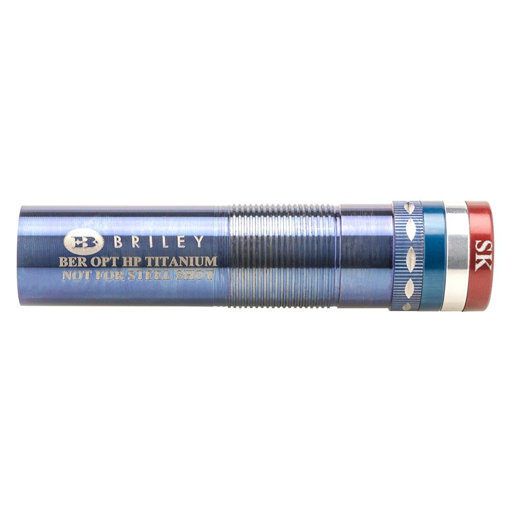 Beretta (HP) Red White & Blue Titanium Choke - 12 Gauge