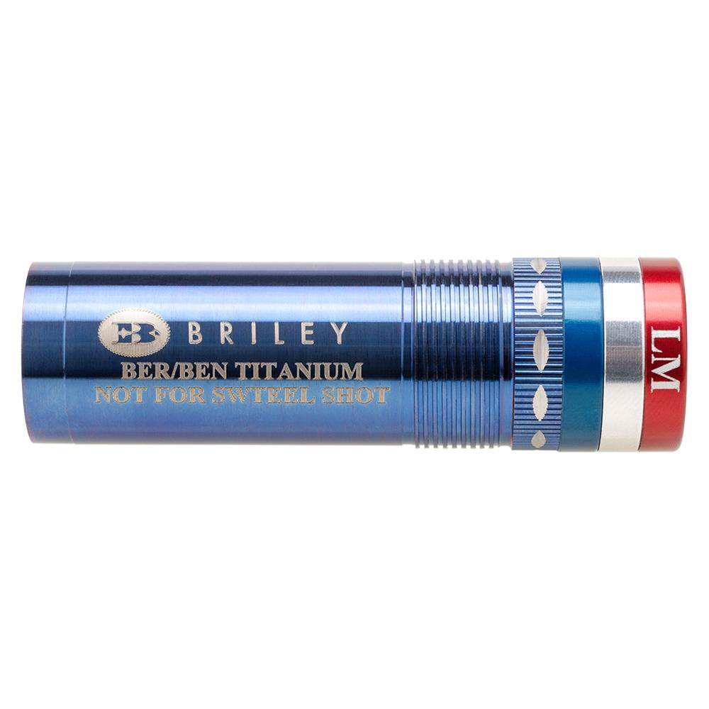 Mobil Choke Red White & Blue Titanium Choke - 12 Gauge