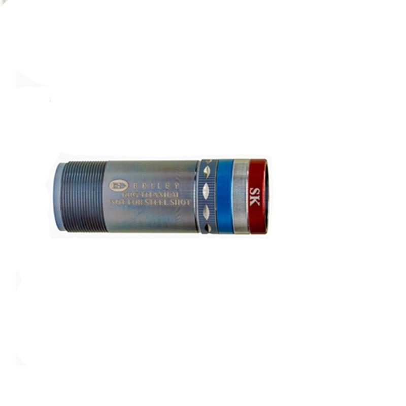 Perazzi 4th Generation Red White & Blue Titanium Choke 18.7 Bore - 12 Gauge