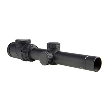 Trijicon TR25-C-200095: AccuPoint® 1-6x24 Riflescope MIL-Dot Crosshair w/ Green Dot, 30mm Tube