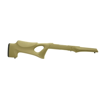 Ruger 10-22 Tactical Thumbhole Stock .920 Barrel Channel Flat Dark Earth OverMolded Rubber