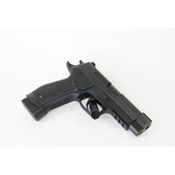 "PRE-OWNED SIG SAUER P226 TACOPS, 9MM, 4"", (G48519)"