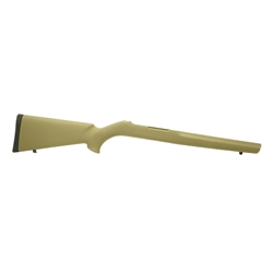"Ruger 10-22 .920"" Diameter Barrel Flat Dark Earth Rubber OverMolded Stock"