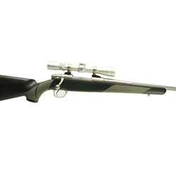 Preowned Sako Finnlite Stainless, 7x57, Leupold VX-11 3-9x33 scope, (G54993)
